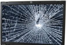 We replace broken or cracked laptop and notebook screens from HP, Dell, Apple, Lenovo, Acer, ASUS and more! 100% satisfaction guaranteed. for Sale in Silver Spring, MD