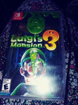 Luigi's mansion 3 for Sale in New Oxford, PA