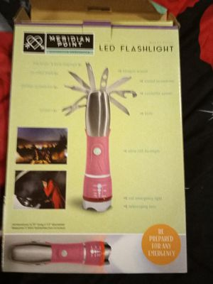 Meridian point led flashlight for Sale in San Jose, CA