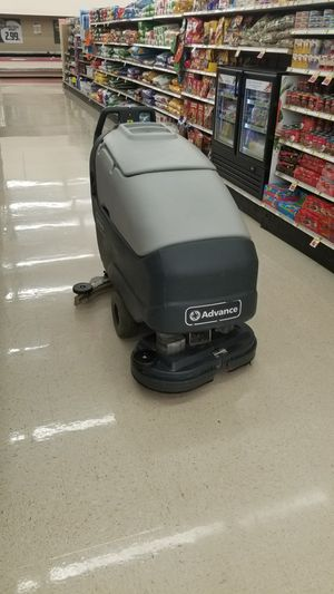 "Advance SC750 floor cleaner, scrubber 26"" for Sale in Suwanee, GA"