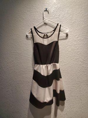 Small Black & White Dress for Sale in Denver, CO