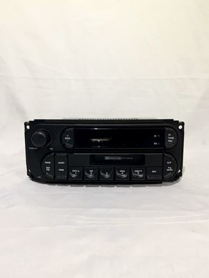 2002-2007 Chrysler Jeep Dodge Ram Radio Stereo Unit AM FM CD Player FACTORY OEM for Sale in Longwood, FL