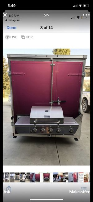 Trailer tailgate 2019 for Sale in Orange, CA