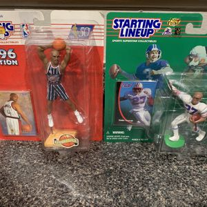 Houston Rockets-Oilers Action Figures for Sale in Webster, TX