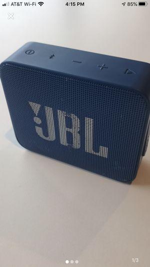 JBL GO2 Bluetooth speaker for Sale in West Monroe, LA