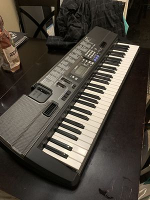 Casio Keyboard for sale for Sale in San Jose, CA