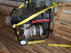 nice almost new gas powered generator for Sale in Vallejo, CA