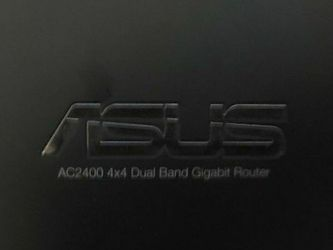 Asus AC2400 Wifi Router 5G High Speed for Sale in Huntington Beach,  CA