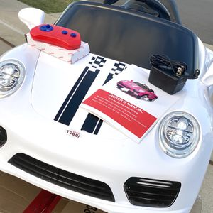 BRAND NEW Porsche Sport Car REMOTE CONTROL MODEL ELECTRIC KID RIDE ON CAR POWER WHEELS for Sale in Fullerton, CA
