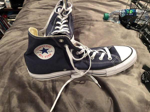 Converse high tops size 12
