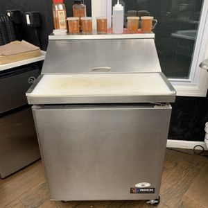 "36"" Sandwich prep Table for Sale in Edison, NJ"