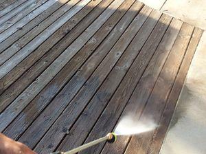 Clean floors/decks/boats pressure wash for Sale in Los Angeles, CA