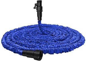 """Garden Hose, Water Hose, Upgraded Flexible Pocket Expandable Garden Hose with 3/4"""" Fittings, Triple-layer Core, Flexi Expanding Hose useful house gif for Sale in Ontario, CA"""