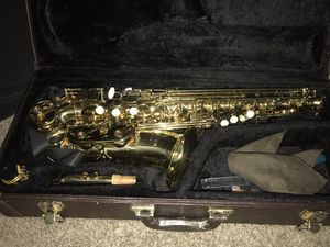 J Erich alto Saxophone for Sale in Houston, TX
