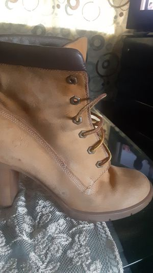 Heel work boots for Sale in Palmdale, CA