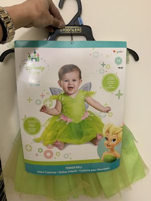 Tinker bell costume for Sale in Silver Spring, MD