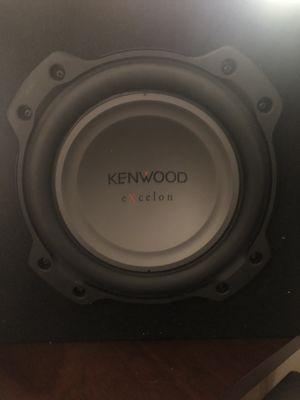 """8"""" Kenwood Subwoofer for Sale in Sunland-Tujunga, CA"""
