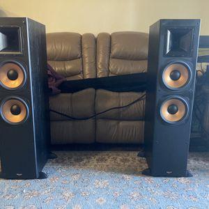 Klipsch RF-3 II Speakers Good Condition for Sale in Anaheim, CA