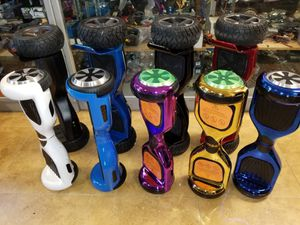 New hoverboards from 129&up desde 129&mas ESPAÑOL for Sale in Houston, TX