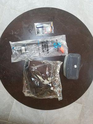 Snorkeling set - Mask, Wet suite shoes, snorkel, light for Sale in Landover, MD