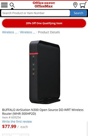 Air station/wifi Router for Sale in Jacksonville, FL