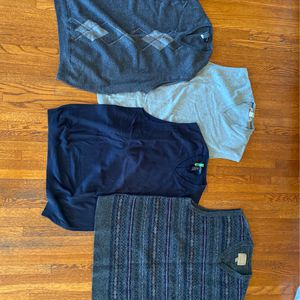 (4) Men's Banana Republic Sweater Vest - XL for Sale in Whittier, CA
