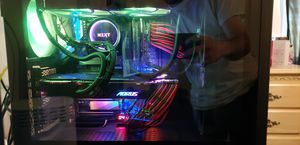 Gaming / video editing setup for Sale in MONTGOMRY VLG, MD