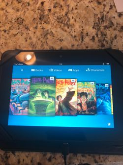 Kindle fire tablet for Sale in Centennial,  CO