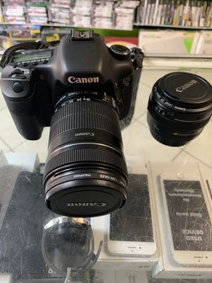 Canon EO5 7D used for Sale in Philadelphia, PA