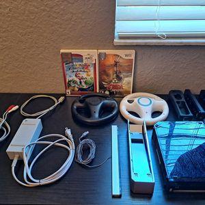 Wii Bundle for Sale in Florida City, FL