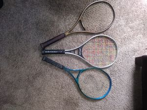 Tennis rackets for Sale in West Columbia, SC