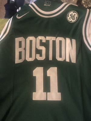 Nike Boston Celtics Kyrie Irving Jersey for Sale in Philadelphia, PA