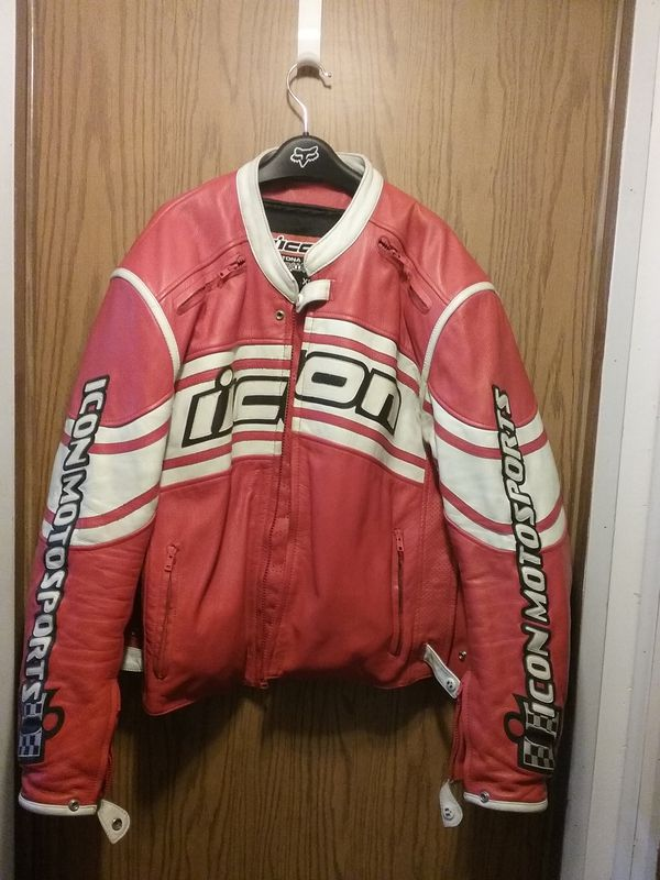 Icon leather jacket