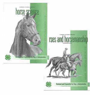 4h horse science books for Sale in Mechanicsville, VA