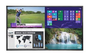 "NEW Planar EP6524K 65"" 4K LED Display Digital Signage for Sale in Mount Airy, MD"
