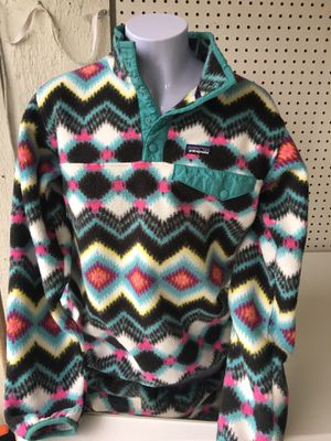 Youth XXL Patagonia Aztec synchilla for Sale in Edmonds, WA