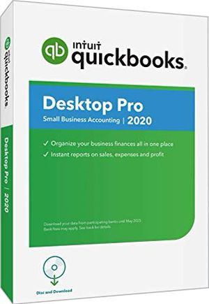 Quickbooks Pro 2020 1 User Download for PC or MAC for Sale in Huntersville, NC