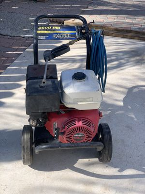 Presure washer 3600 psi ex-cell comercial for Sale in Riverside, CA