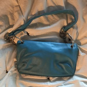 Blue Leather Purse for Sale in Endicott, NY