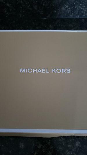 Brand New Black Micheal Kors heels 8 for Sale in Katy, TX
