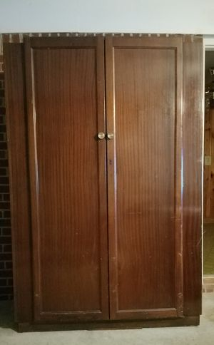 Cabinet Antique Chifforobe/Armories for Sale in Morrow, GA