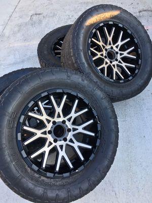 V-Rock 6 lug wheels for Sale in Santa Ana, CA