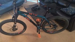 Cannondale cujo Large frame mountain bike for Sale in La Mesa, CA