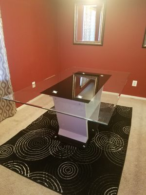 Dinning table ( not chairs) 71L x 43 w for Sale in Annandale, VA