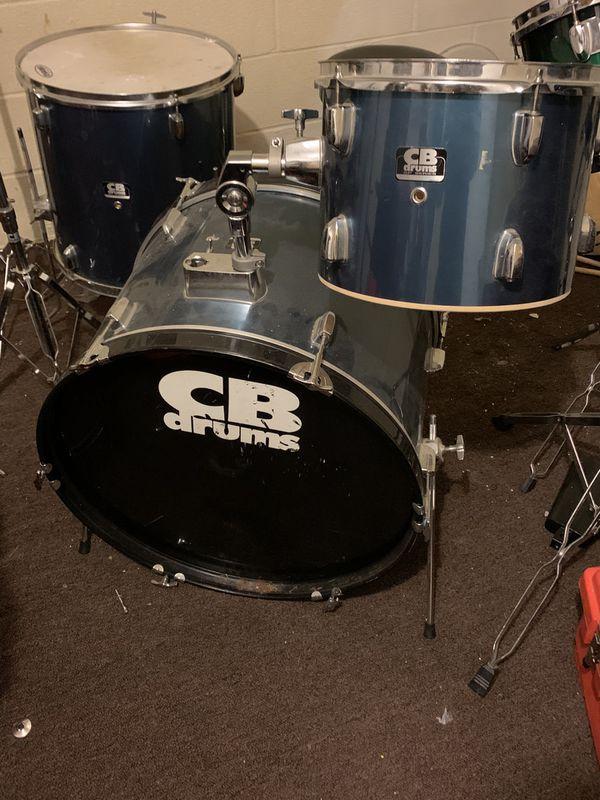CB drum set