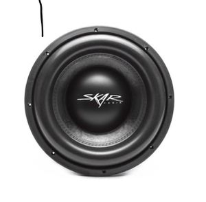 2-12in skar vxf dual 2ohm for Sale in Aurora, IL