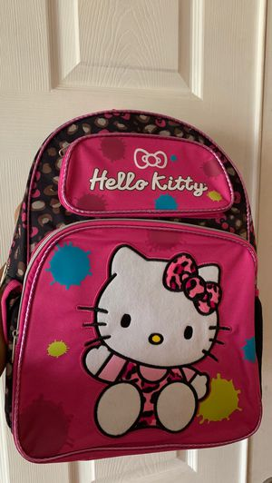 Hello kitty backpack for Sale in Norwalk, CA