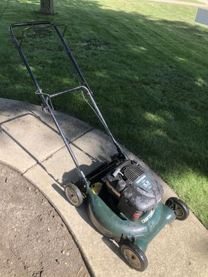 """Craftsman 21"""" 5.5hp Lawn Mower for Sale in Glenview, IL"""