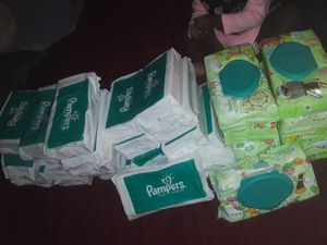 PAMPERS baby wipes for Sale in Philadelphia, PA