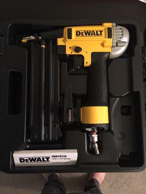 Dewalt nail gun for Sale in Parkville, MD